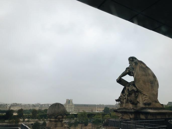 View from Musée d'Orsay