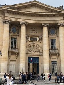 Paris University's Law School
